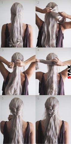 STAX | 18 frizura, amit te is könnyedén elkészíthetsz