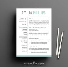 Kitchen Manager Resume Excel Nurse Resume Template For Word A  Letter Nursing Resume     Resume Maker Free Online Word with Proofreader Resume Excel Resume Template  Page Pack  Aqua By Theresumeboutique On Creativemarket Dictionary Resume Excel