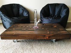 Low Rider Beer & Weed Coffee Table от LowRiderTable на Etsy