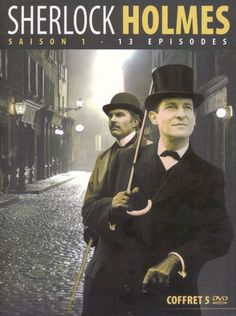 The Adventures of Sherlock Holmes (1984–1985) - Stars: Jeremy Brett, David Burke, Rosalie Williams. - Sherlock Holmes and Dr Watson solve the mysteries of copper beeches, a Greek interpreter, the Norwood builder, a resident patient, the red-headed league, and one final problem. - CRIME / DRAMA / MYSTERY