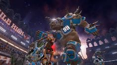 Mutant Football League adds the voice of NBA Jam, and predicts tomorrow's big game