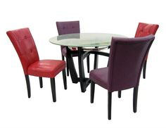 Steve Silver Prisma Dinette at DAWS Home Furnishings in El Paso, TX