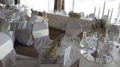 Svadobná výzdoba KAROLÍNA Púchov/ RESIDENCE HOTEL&CLUB Donovaly