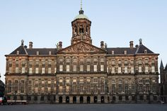 Amsterdam, Netherlands (Royal Palace)