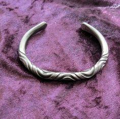 Iron Bracelet men man mens  Celtic torc Warrior by celtsmith, $35.00