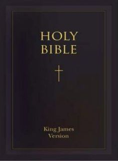 King James Bible: The Holy Bible - Authorized King James Version - KJV (Old Testament and New Testaments) - Most Read & Most Trusted :