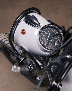1972 BMW R75/5 'Dritte' – Analog Motorcycles' 'Third' with the vintage spiritBikeVX | BikeVX
