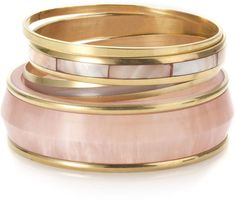 Monsoon Torino Stacking Bangles -