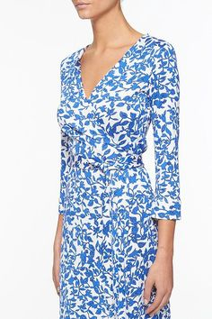 New Julian Two Dress by DVF #Dress #DVF