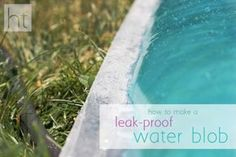 How to Make a Leak Proof Water Blob (without tape!) - Homemade Toast