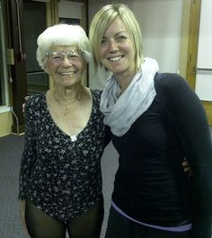 Ida Herbert was recently recognized by the Guinness Book of World Records as the world's oldest yoga teacher. She's 96