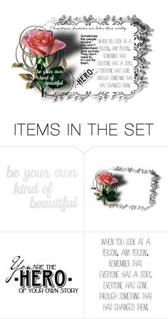 """""""Quote """" by wolf-under-the-stars ❤ liked on Polyvore featuring art"""