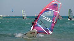 Soma Bay - perfect place for your windsurfing holidays.