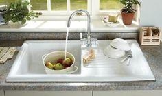 Greenwich Shaker Grey Kitchen Range | Kitchen Families | Howdens Joinery