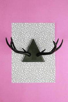 Chifre Decorativo Black - ZIOVARA
