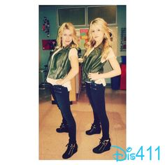"""Photos: Brooke Sorenson Guest Stars On """"Mighty Med"""" Episode """"Mighty Mad"""" April 21, 2014"""