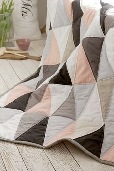 Stay Warm in Style:  Our Favorite Modern Quilts