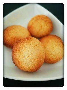 Secretos de Pastelero: Galletas de coco