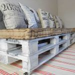 cuscini materassati per divano pallet