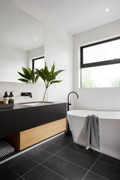 6 Most Useful Small Bathroom Design Ideas - Des Home Design Interior Design Minimalist, Modern House Design, Modern Interior Design, Minimal Home Design, Minimalist Bathroom Design, Interior Rendering, Interior Colors, Design Interiors, Modern Houses