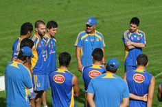 Este lunes @CLUB TIGRES inició su pretemporada de cara al Clausura 2013.