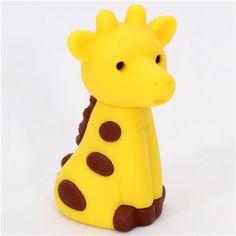 cute giraffe Japanese eraser from Iwako 1