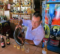 Costa Rica Jungle Booze Cruise