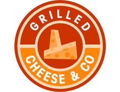 "Logo, stationery and brand asset design for Grilled Cheese & Company, a ""comfort casual"" restaurant chain featuring ""hand crafted grilled cheese, fresh salads, house made soups, and french fries"" on the menu. The logo needed to reflect the ""down to earth"" aspect of the eatery while maintaining a sophisticated brand."