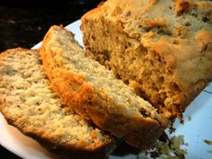 Naturally Curly- Thoughts of a Fro on the Go: Banana Nut Bread Recipe