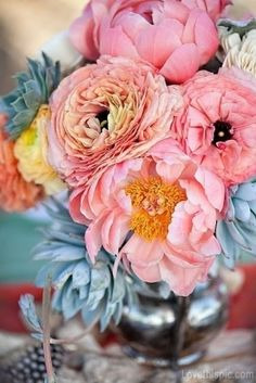 Beautiful Pink Peony Bouquet flower pink pretty pastel bouquet peonie peonies arrangement
