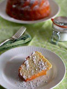 Irish Dairy Cake is delicious and perfect for a St. Patty's Day party!!