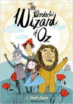 KANSAS **** OZ MUSEUM This Wamego attraction celebrates L. Frank Baum's books and The Wizard of Oz movie.  **** #the50states #kansasbooks **** The Wonderful Wizard of Oz: L. Frank Baum: 9781847495778: Amazon.com: Books