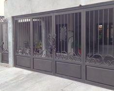 Tendencias en puertas de herreria | Decoracion de interiores Fachadas para casas como Organizar la casa