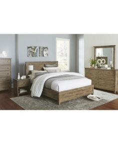 Ailey Bedroom Furniture Collection | Pinterest | Dresser furniture ...