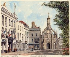 Chichester - Portraits of Britain
