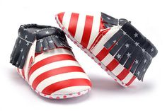 Now available on our store: Striped Flag PU L... Check it out here! http://toutabay.com/products/striped-flag-pu-leather-baby-moccasins-non-slip-soft-toddler-crib-shoes?utm_campaign=social_autopilot&utm_source=pin&utm_medium=pin
