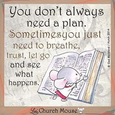 We're in Gods hands, let's trust in his plan ❤️ #LittleChurchMouse #God #Plan #Trust #Hope #Faith #Believe #InstaPray #InstaQuote #JesusDaily #Christian #Blessed #Prayer #LCM ❤️🐭