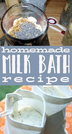 Give this homemade milk bath recipe with lavender & calendula a try and discover the difference it can make for your dry, itchy skin!