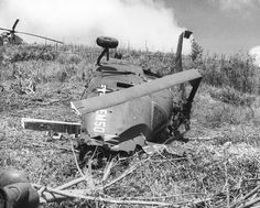 Surviving a Helicopter Crash in Vietnam, by USMC Gunnery Sergeant Paul Moore, Retired | Peter Alan Lloyd