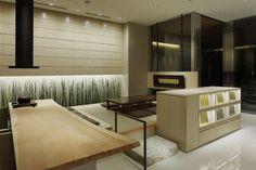 Hakuza Nihonbashi Jewellery Store Design