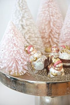 Pink & Gold for Christmas~❥