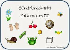 Bündelungskartei zur Einführung des ZR bis 100