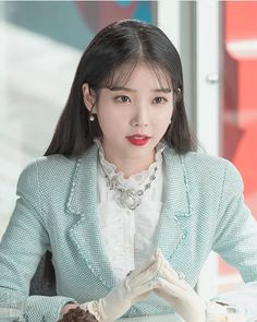 Iu Fashion, Korean Fashion, Korean Actresses, Korean Actors, Korean Girl, Asian Girl, Uniqlo Women Outfit, Girl Photo Poses, Models