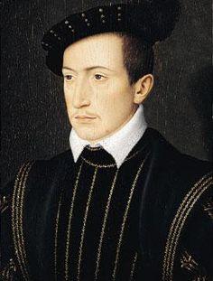Guy XVII, Comte de Laval by François Clouet, ca. 1540