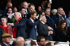 Prince Harry Photos - England v Wales - RBS Six Nations - Zimbio