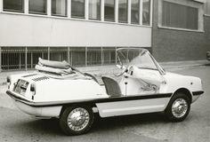 Fiat Nuova 500 Spider Elegance Carrozzeria Savio (1960)