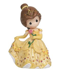 Another great find on #zulily! Disney Belle Rotating Musical Figurine #zulilyfinds