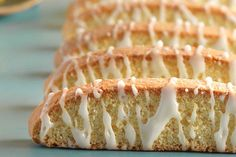 Lemon-Almond Biscotti Recipe