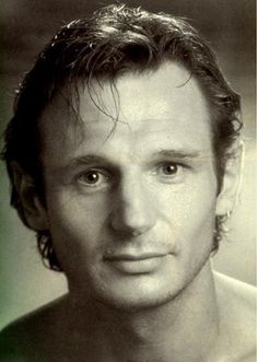 Liam Neeson-kind of weird to see him young, still like the older version better though.