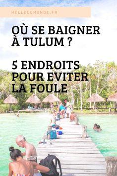 Suivez-moi à Tulum ! Tulum, Movie Posters, Movies, Crowd, Mexico, Travel, Films, Film, Movie